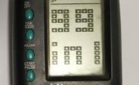 20年前的手游长什么样?来看看这个迷你掌机的俄罗斯方块吧!